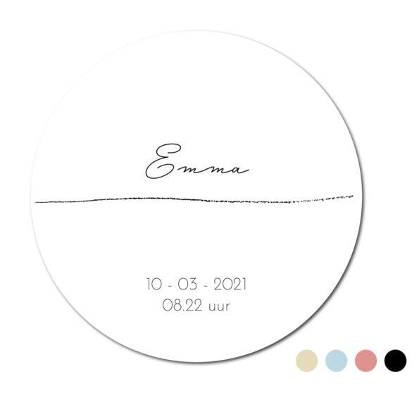 Geboortecirkel Emma Dutch Sprinkles - productafbeelding