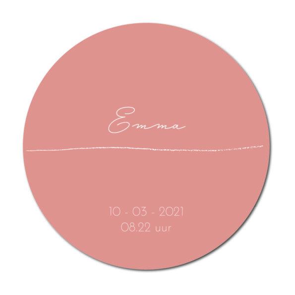 Geboortecirkel Emma terra - Dutch Sprinkles